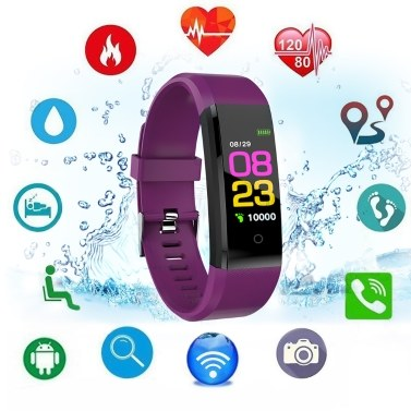 115PLUS Farbe Smart Band Armband