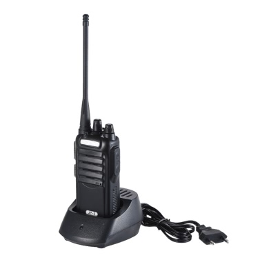 Original BAOFENG JP-3 Mobile 2-way Radio Walkie Talkie UHF CTCSS/DCS Handheld Transceiver Interphone FM Radio Stand