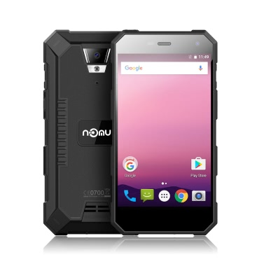 25% OFF NOMU S10 Pro 4G Smartphone IP68 Waterproof 3GB RAM+32GB ROM,limited offer $139.99