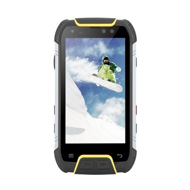 Handy Snopow M10 IP68 4G wasserdichtes stoßfestes staubdichtes 5.0 Zoll Corning Gorilla-Glas FHD 6GB RAM 64GB ROM