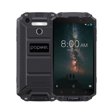 38% OFF Poptel P9000 Max IP68 4G Smartphone,limited offer $199.99