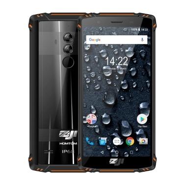 HOMTOM ZOJI Z9 4G Mobiltelefon IP68 Wasserdicht