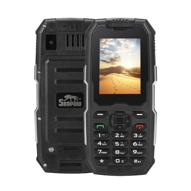 SNOPOW M2 Plus 4G LTE Rugged Feature Phone