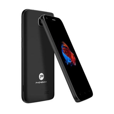 PHONEMAX Saturn Smartphone 3G WCDMA 5.0 Zoll HD 1GB RAM + 8GB ROM