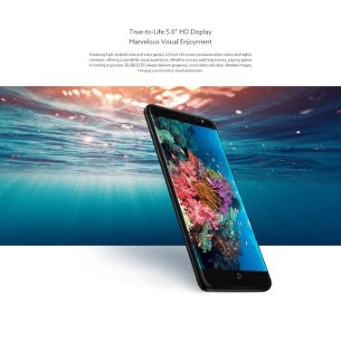 Bluboo D1 FingerPrint 3G Smartphone 2GB RAM+16GB ROM Dual Lens