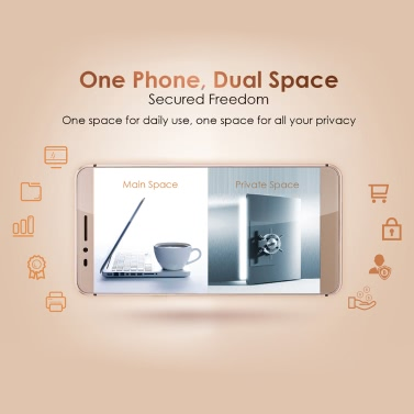 Coolpad Max A8 4G Smartphone 5.5 inches FHD 4GB RAM 64GB ROM