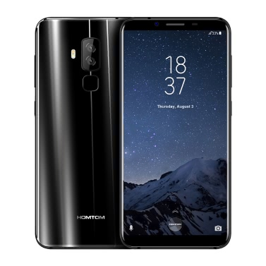 HOMTOM S8 Smartphone 4G FDD-LTE Phone 5.7inc HD+ Screen 18:9 Ratio  4GB RAM 64GB ROM