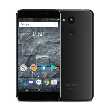 Vernee M5 4G Smartphone 5.2 inches 4GB RAM 64GB ROM,limited offer $122.99