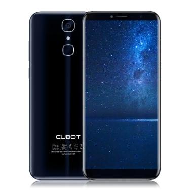 """CUBOT X18 Fingerprint 4G FDD-LTE 5.7"""" 18:9 HD  3GB RAM+32GB ROM"""