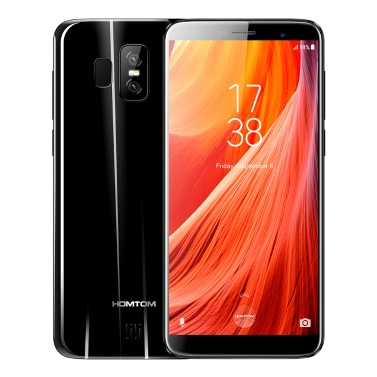 42% OFF HOMTOM S7 5.5 inches 18:9 Bezel-less 3GB RAM 32GB ROM 4G Smartphone,limited offer $87.99