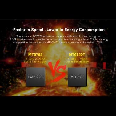 Ulefone Power 3S Face ID 4G Smartphone 4GB+64GB 6 0-Inch