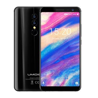 UMIDIGI A1 PRO 4G Smartphone 3Go + 16Go