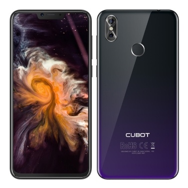 Cubot P20 Handy 4 GB 64 GB 6.18 Zoll Notch 19: 9 Bildschirm