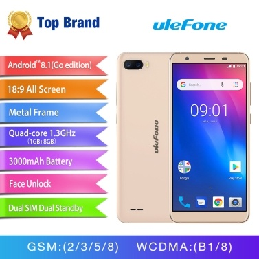 Versión global del teléfono móvil Ulefone S1