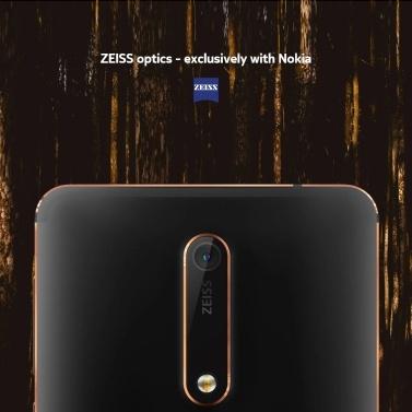 Globale Version Nokia 6.1 4G Handy