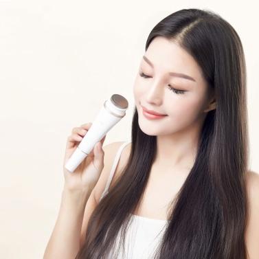 Xiaomi inFace 3D Facial Cleanser Kopf für inFace Electronic Sonic Schönheit Facial Cleanser Reinigung Gesicht Reiniger Gesicht Pinsel Maschine Hautpflege Massagegerät Werkzeug für Schmutz