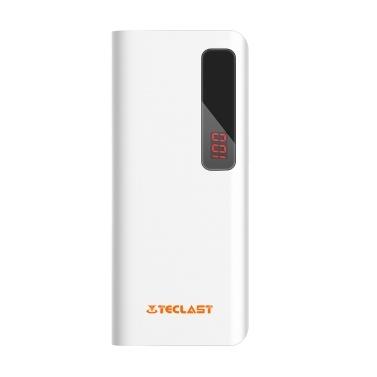 Teclast T100CE 10000mAh Power Bank Dual Input USB