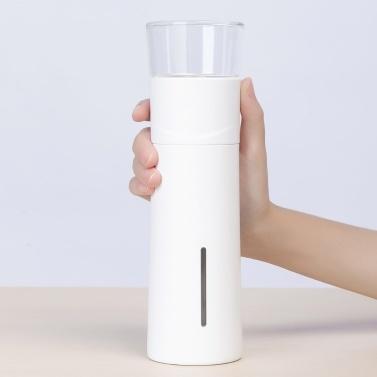 36% de réduction sur la tasse de bouteille de voyage Xiaomi Mijia 300ml pour la séparation de l'eau du thé seulement € 26.16 sur tomtop.com + livraison gratuite