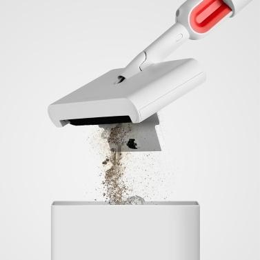 Xiaomi Deerma Mopp DEM-TB900 Kehrbodenwaschmaschine Waschbares Pad Sprühen Flacher Mopp Reinigungswerkzeug