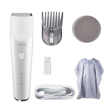 Showsee Electric Hair Clipper Set From Youpin