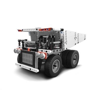 Youpin ONEBOT Block Robot Mine Truck Children Steering Wheel Control Dump Lift Smart Remote Control