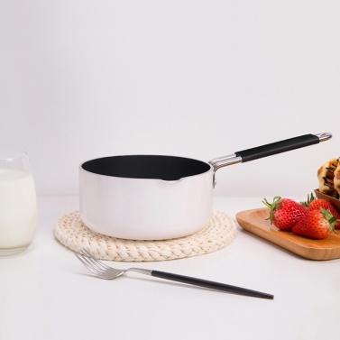 Xiaomi Youpin Zhiwuzhu Mini-Milchtopf Babynahrung Antihaft-Suppentopf Kochgeschirr Töpfe Kochtopf 1,36 l