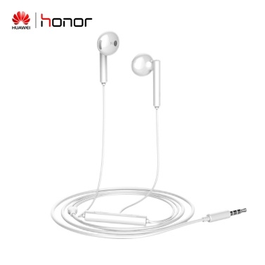 Originaler HUAWEI Honor-Kopfhörer AM115 verkabeltes halbes In-Ear-Headset