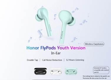 Honor AM-H1C FlyPods Youth Version