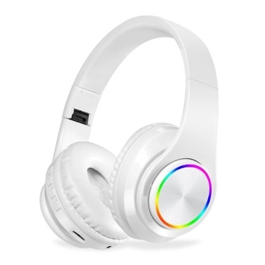 B39 RGB Luminous Wireless BT 5.0 Gaming Headset