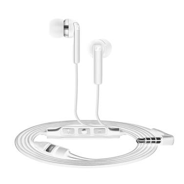 Sennheiser CX2.00G Ohrhörer 3,5-mm-Musik-Ohrhörer mit kabelgebundenen Ohrhörern