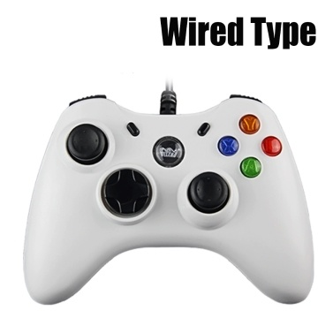 Wired Gamepad PC Computer TV Game Joystick Dual Vibration Game Controller Console PS3 Steam