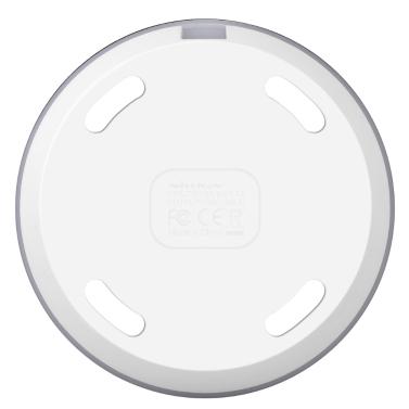 NILLKIN Magic Disk Ⅲ Kabelloses Ladegerät (Fast Charge Edition) Qi Standard Smart Chip Enengy Saving Sicherheitsschutz Wireless Fast Ladegerät für iPhone 8 X Samsung Galaxy S8 Hinweis 8