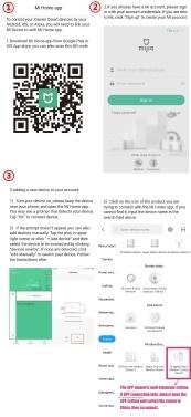 Qingping Smart Door & Window Sensor BT5.0 Wireless Detector Mijia APP Remote Viewing Opening Closing Records Mobile Phone Security Reminder