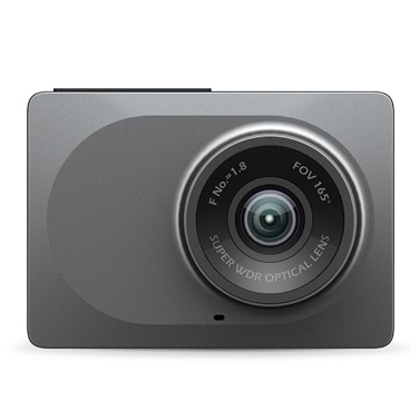 """Xiaomi Xiaoyi смарт автомобиль путешествия данных рекордер камеры ADAS 1080P 60 кадров видео звезд ночного видения 2.7"""" экрана 165 ° широкий угол встроенный Wifi один ключевой доля столкновения реакции диктофон для Android 4,1 IOS 7.0 выше смартфон"""