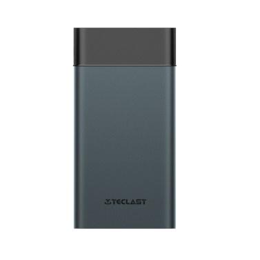 Teclast T100UC 10000mAh Power Bank Dual Input USB