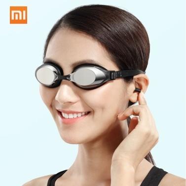 Xiaomi Yunmai Schwimmbrille Set HD Anti-Fog Nasenstumpf Ohrstöpsel Silikon Schwimmen Glas Schwimmbrille + Nasenklammer