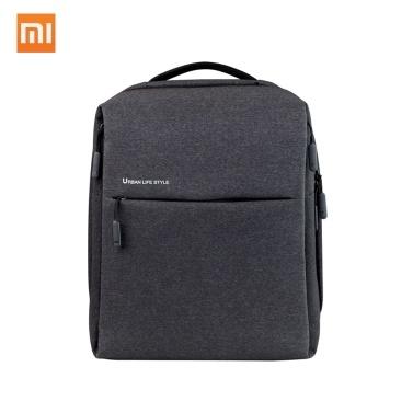 Original xiaomi minimalismus rucksack urban life style tasche vier schicht speicherplatz große kapazität rucksack 14 zoll laptop taschen für schule geschäftsreisen