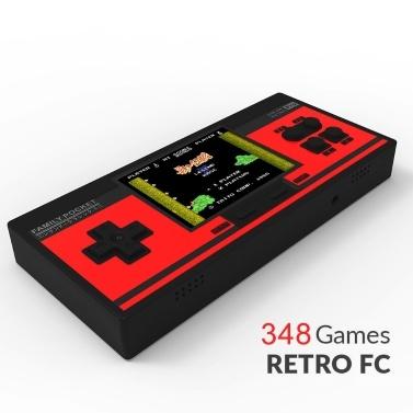 CHX-40P Pro 348 Videospiele Nostalgische Handspielkonsole