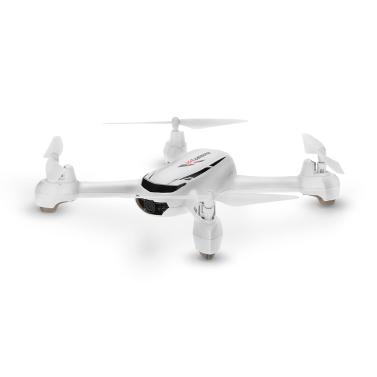 Ursprüngliche Hubsan H502S 5.8G FPV 720P HD Kamera-Drohne RC Quadcopter mit GPS-Follow Me CF-Modus Automatische Rücklauffunktion