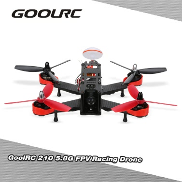 Original GoolRC 210 CC3D 5.8G FPV Racing Drone Quadcopter 700TVL Camera without Transmitter Battery Charger