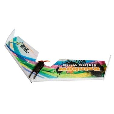Tanzen-Flügel-Hobby E0511 Regenbogen-Fliegen-Flügel V2 RC Flugzeug