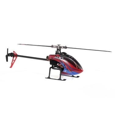 WLtoys XK K130-B RC Helicopter Brushless 3D6G Flybarless FUTABA S-FHSS Stunt Helicopter