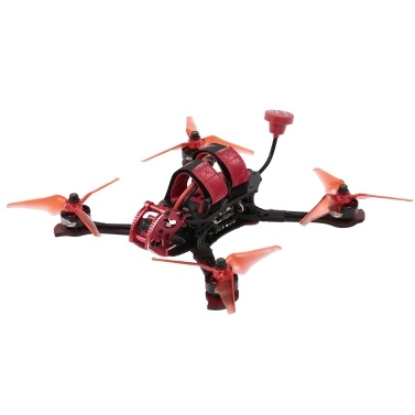 EMAX BUZZ Freestyle 5.8G 245mm FPV RC Racing Drohne Quadcopter mit FrSky XM Empfänger BNF