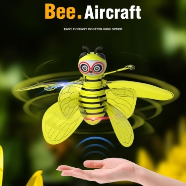 Inspeção de Aeronaves de Indução de abelhas 8 minutos de tempo de luta