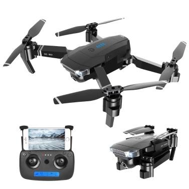 SG901 4K Camera Drone Optical Flow Positioning MV Interface Follow Me Gesture Photos Video RC Quadcopter