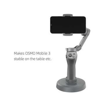 Sunnylife Base Holder kompatibel für DJI Osmo Mobile 3 Handheld Smartphone Gimbal