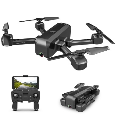 SG706 1080P RC Drone Dual Camera Optical Flow Positioning Image Follow APP Gesture Control Foldable Quadcopter