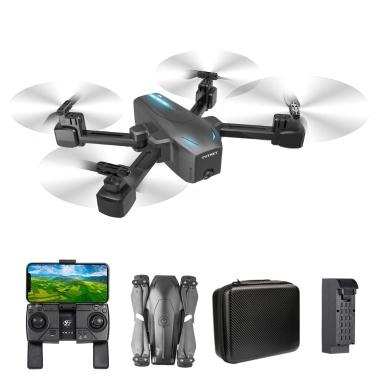CSJ S176 2.4G WIFI FPV 4K Drohne Dual Camera RC Drohne