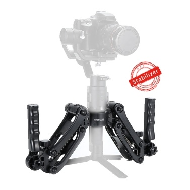 Compatible with DJI Ronin-S 5-Axis Gimbal Stabilizer