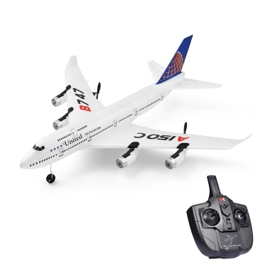 Wltoys XKS A150-C RC Airplane 2.4G Plane RC Aircraft 2CH Remote Control EPP Airplane Miniature Model Plane Outdoor Toy